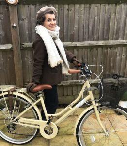 Cordelia & Bike