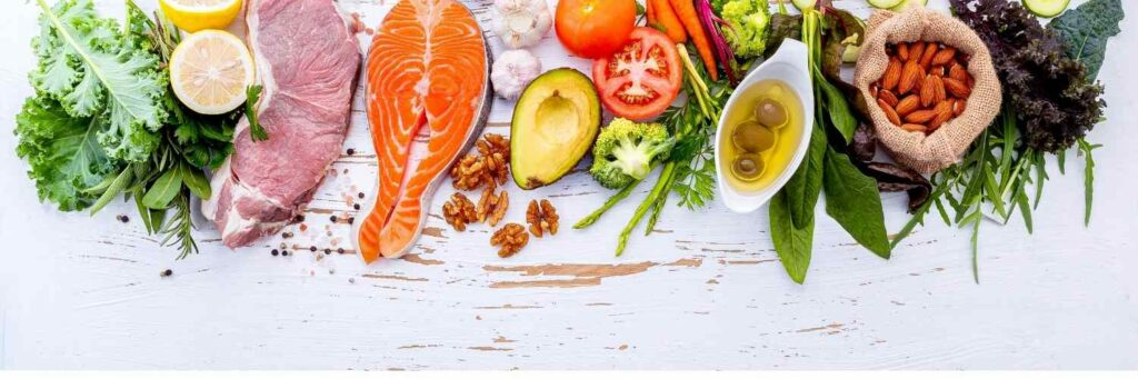 Keto Foods, high protein, low carbs, Foods to eat to encourage ketosis