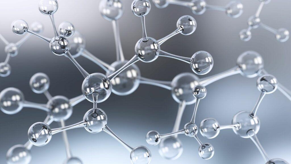 Molecule, peptide, skin molecule